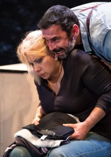 """""""Συγγνώμη"""" στο θέατρο Σταθμός"""