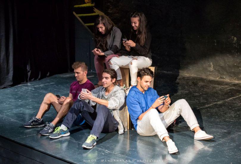 """""""Συγγνώμη"""" ένα έργο βασισμένο σε αληθινά γεγονότα στο Θέατρο Σταθμός"""