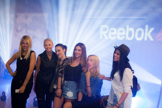 Reebok fitness & fashion party