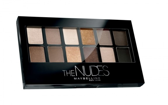 Nude Palette Maybelline NY