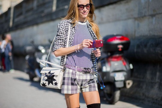fashion week 2015 street style