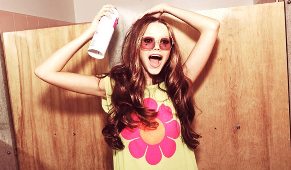 σωστή εφαρμογή hair styling προϊόντων