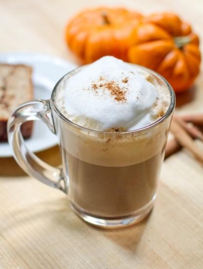 ρόφημα καφέ κολοκύθας