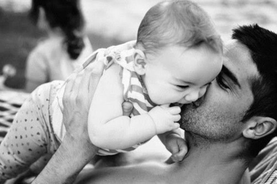 ευαίσθητοι μπαμπάδες