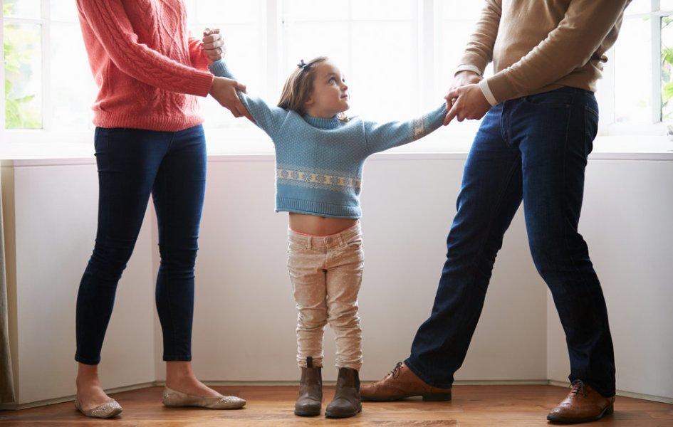 διαζύγιο παιδιά
