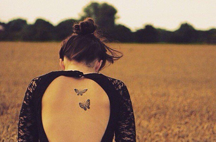 καλύτερα σημεία τατουάζ γυναίκες