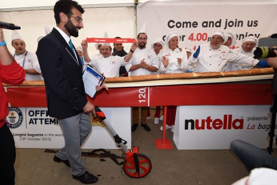 Guinness World Records_Nutellla_Expo 2015_2