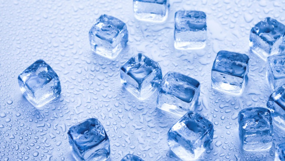 tips ομορφιάς με πάγο