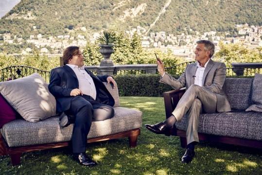 Jack Black & George Clooney