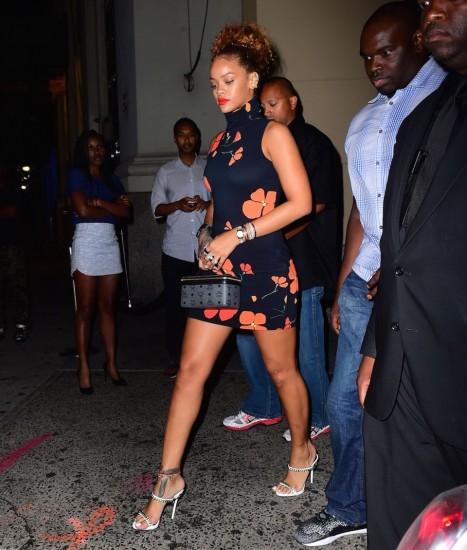 αθλητικό στυλ Rihanna