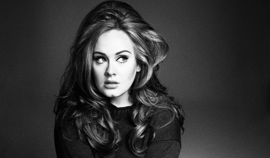 τα ρεκόρ της Adele