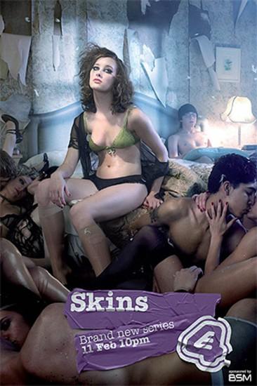 απαγορευμένες αφίσες τηλεοπτικών σειρών