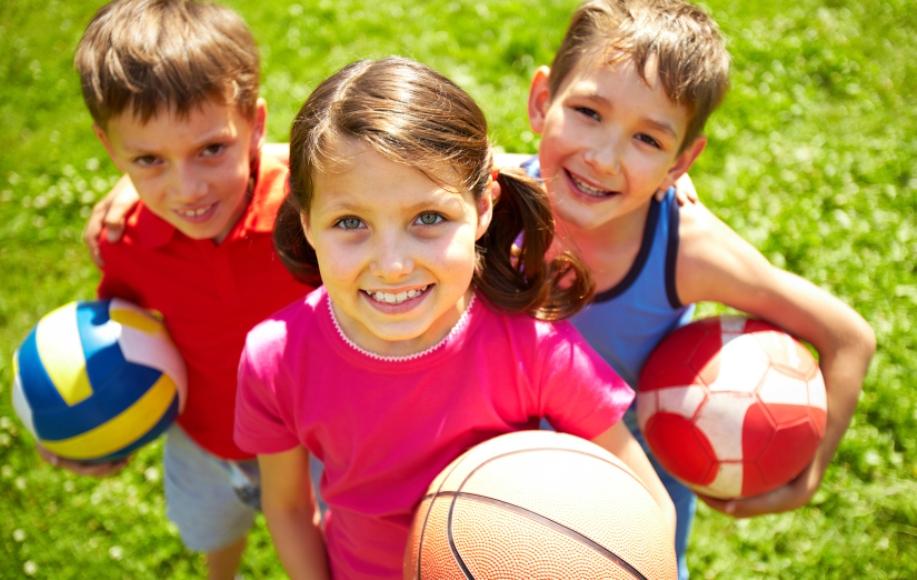 κατάλληλο άθλημα για παιδί