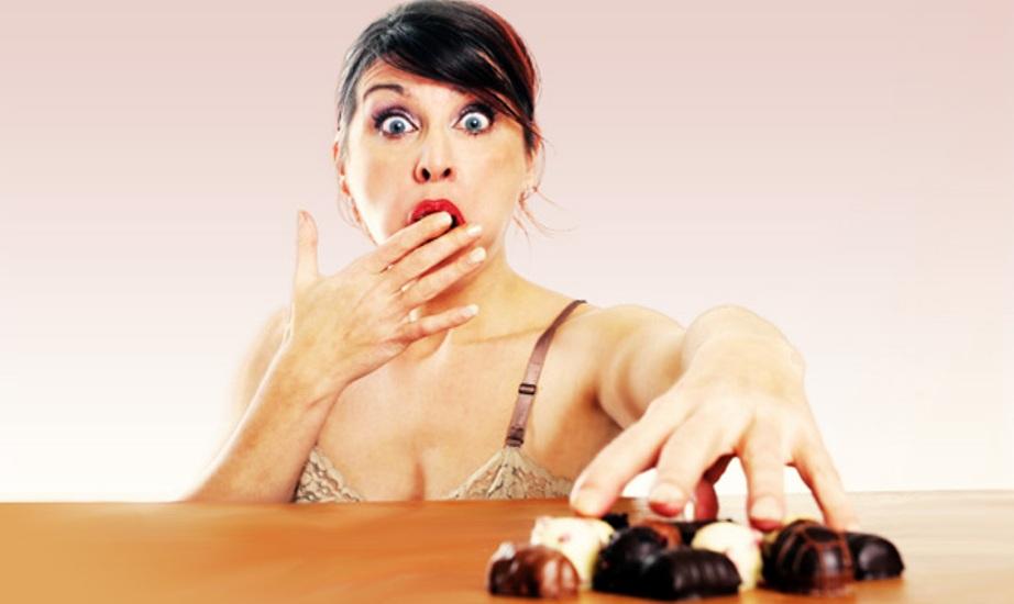 τι να κάνεις αν φας πολλά γλυκά