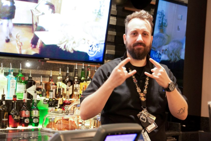 Hard Rock Cafe Athens - BARocker