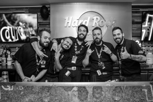 Hard Rock Cafe Athens - BARocker