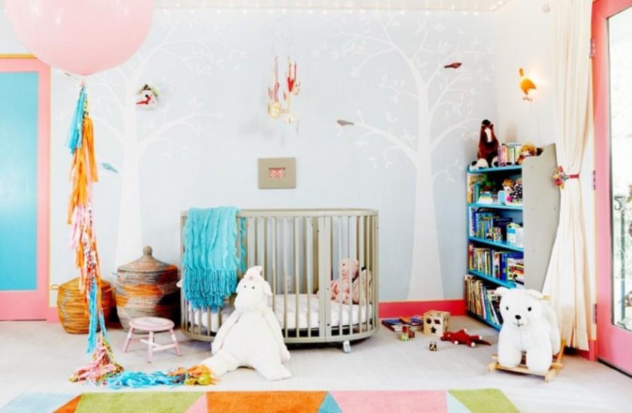 Μη συνηθισμένα παιδικά δωμάτια