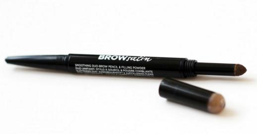 BrowSatin της Maybelline NY: Μολύβι φρυδιών & πούδρα γεμίσματος σε 1 προϊόν