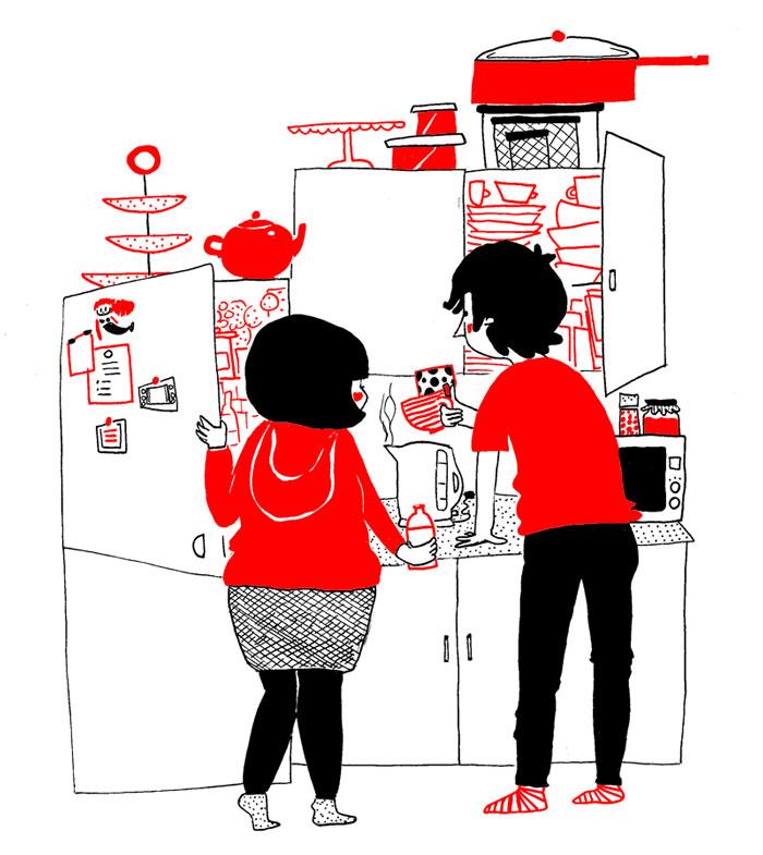 Μπορεί να χρειαστεί να περάσετε ένα ολόκληρο πρωινό στη κουζίνα