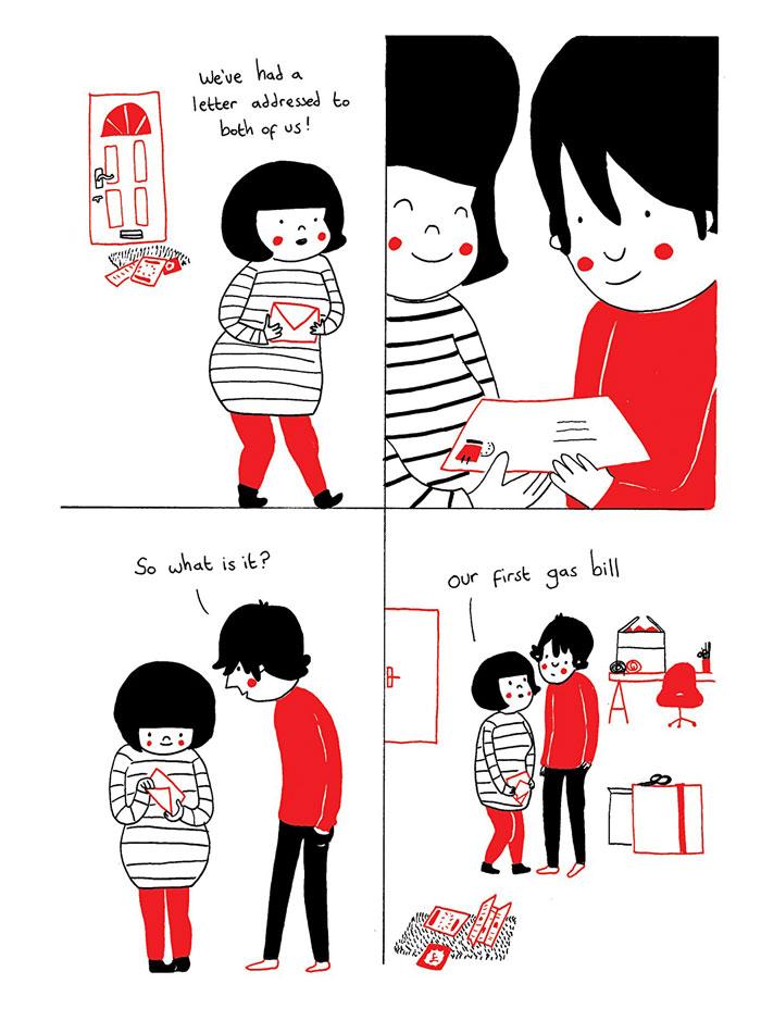 Όταν η αγάπη βρίσκεται στα μικρά πράγματα