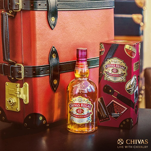 CHIVAS 12 'Made for Gentlemen' by Globe-Trotter_2