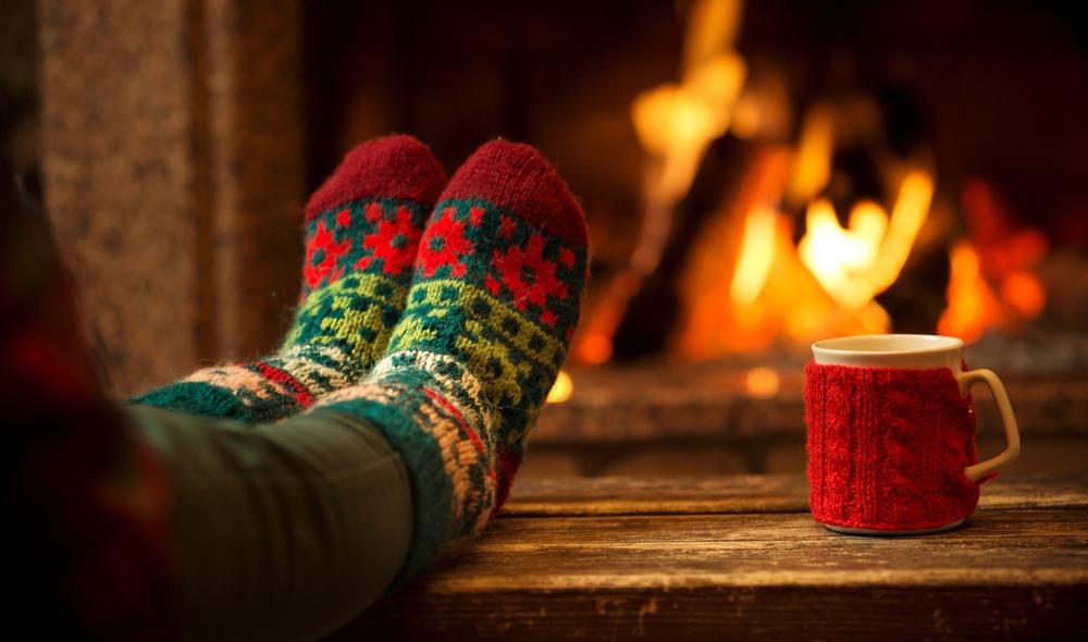 πως να ζεστάνεις τα πόδια