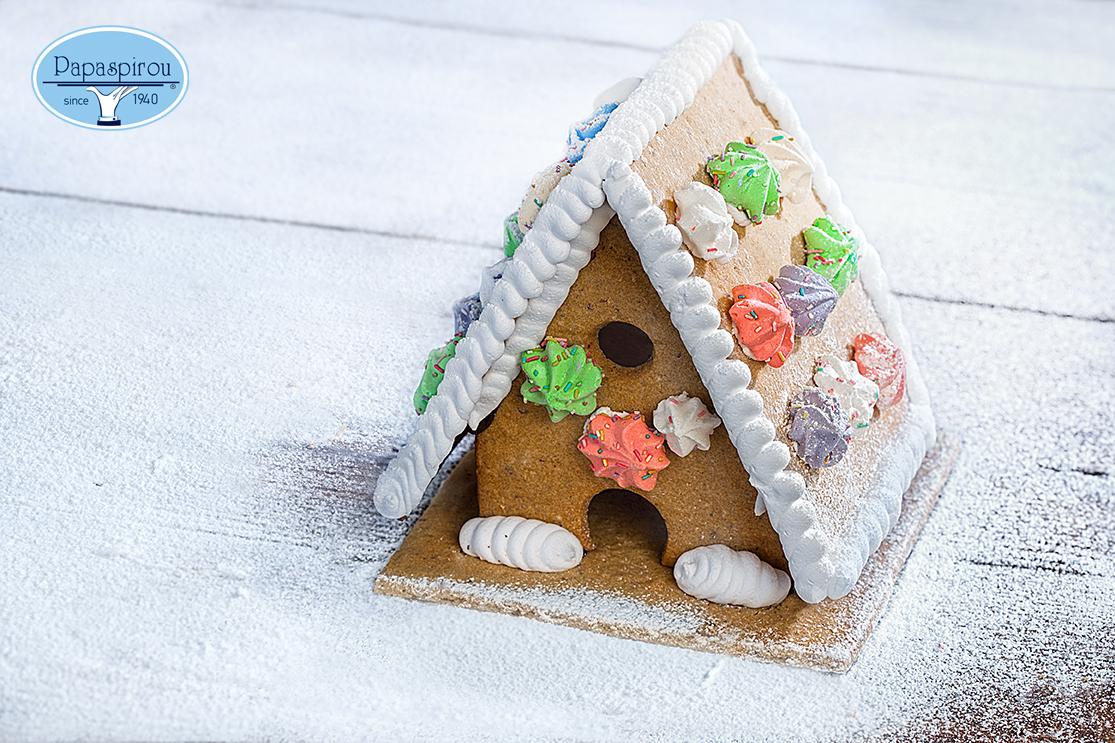 Ginger Bread House_Παπασπύρου