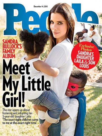 Sandra Bullock ως μητέρα
