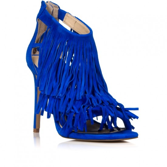 shoe trends άνοιξη 2016