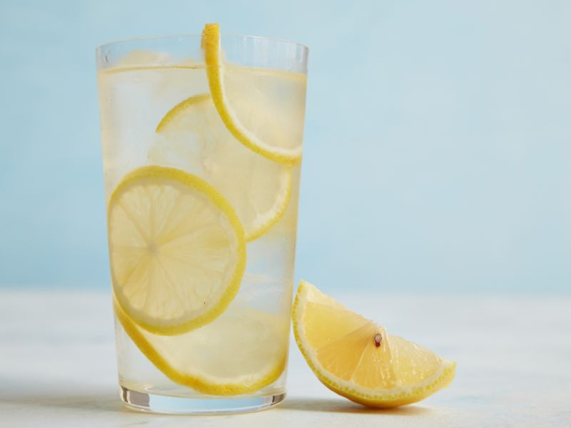 Food Network KitchenInfused Water LemonHealthy RecipesFood Netowrk