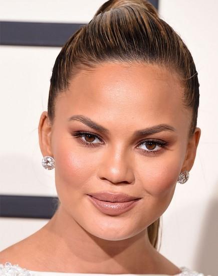 celebrity beauty look