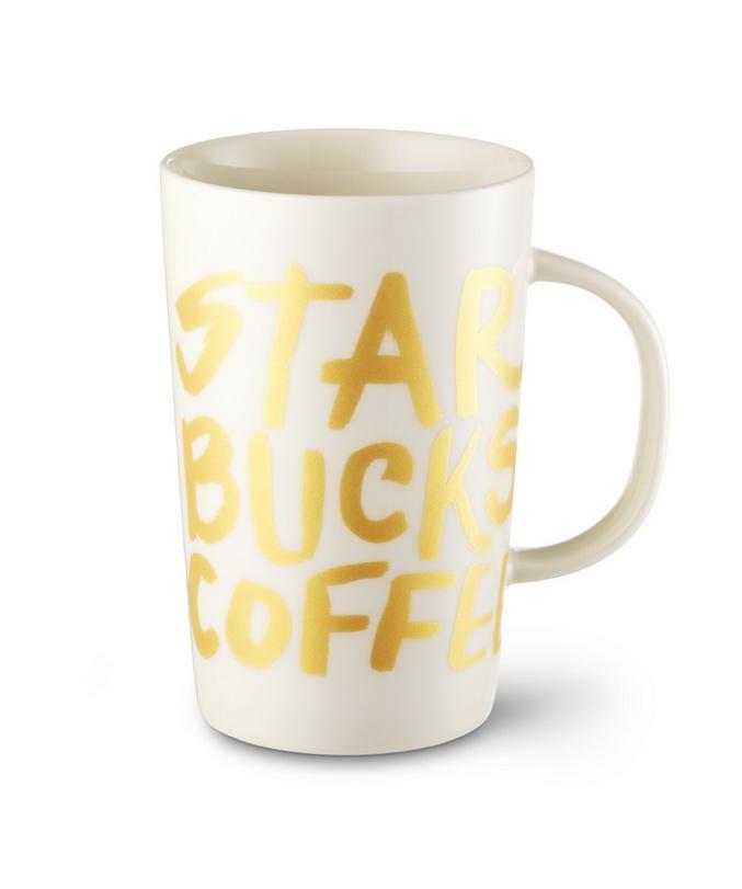 Starbucks Holiday Graffiti Mug_355ml