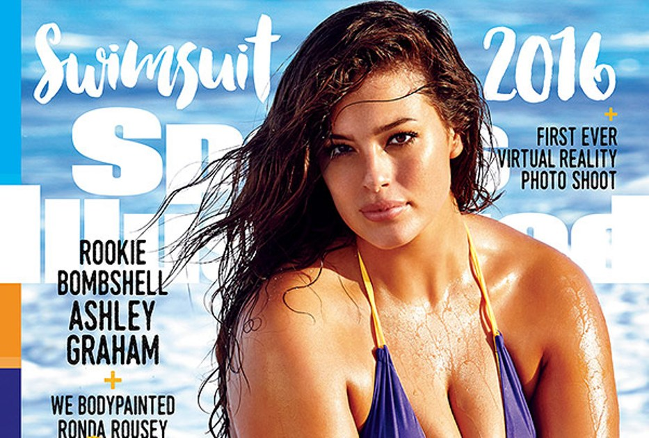 ashley graham sports illustrated