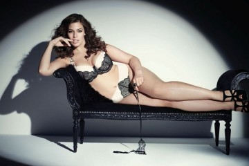Ashley Graham © ADDITION ELLE (Groupe CNW/Addition Elle)