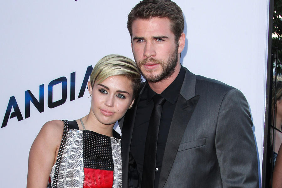 (FILE) Liam Hemsworth Reveals 'Powerful Connection' To Miley Cyrus