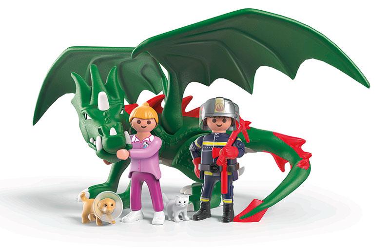 playmobil-drakos