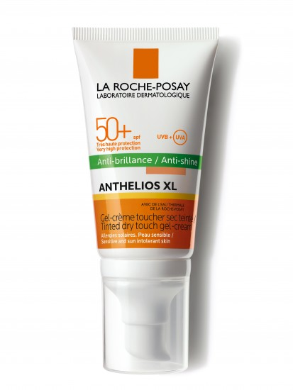ANTHELIOS_Anthelios XL Dry Touch gel_κρέμα με χρώμα