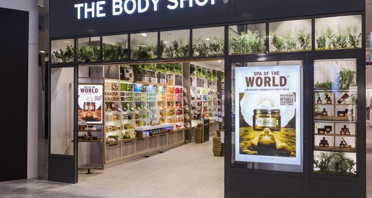 Bodyshop. Forum Des Halles. Paris.