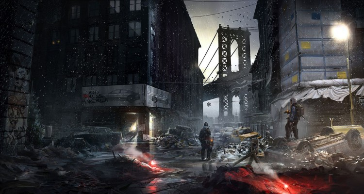 The Division New York 1