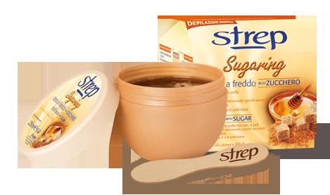 strep sugaring _ wax