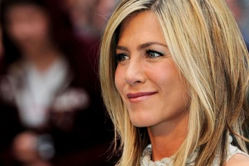 """LONDON, ENGLAND - JULY 20:  Actress Jennifer Aniston  attends the UK film premiere of """"Horrible Bosses"""" at BFI Southbank on July 20, 2011 in London, England.  (Photo by Gareth Cattermole/Getty Images)"""