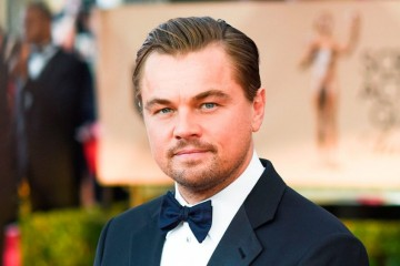 Mandatory Credit: Photo by Owen Kolasinski/BFA/REX/Shutterstock (5579318ai) Leonardo DiCaprio The 22nd Annual Screen Actors Guild Awards, Arrivals, Los Angeles, America - 30 Jan 2016