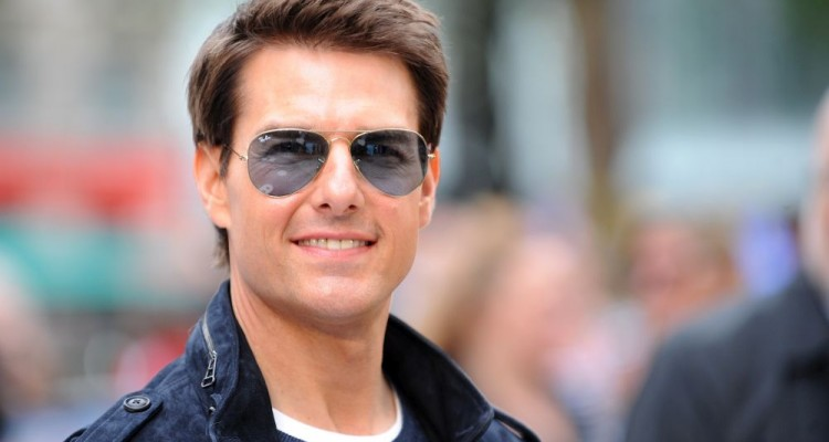 "LONDON, ENGLAND - JUNE 10:  Tom Cruise attends the European premiere of ""Rock Of Ages"" at Odeon Leicester Square on June 10, 2012 in London, England.  (Photo by Stuart Wilson/Getty Images)"
