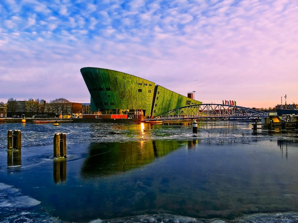 NEMO Museum Amsterdam 3