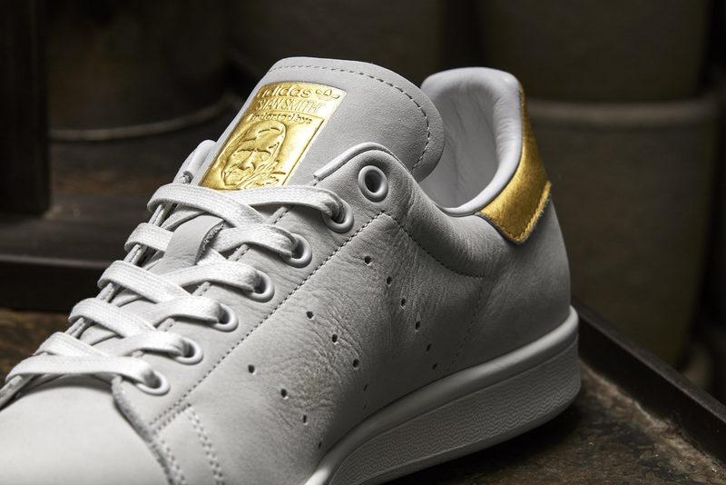 Τρελαινόμαστε: Ήρθαν τα νέα χρυσά Adidas Stan Smith! | Thats