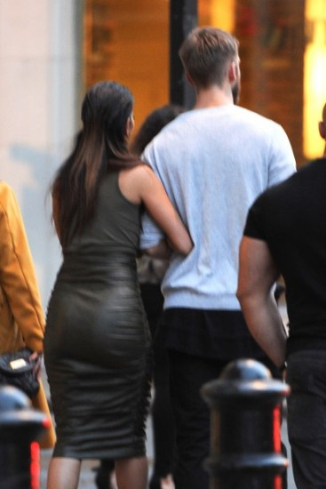 *EXCLUSIVE* ** RESTRICTIONS: ONLY UNITED STATES, CANADA ** London, UK - *EXCLUSIVE* London, UK - Nicole Scherzinger and Calvin Harris spend a night partying together at Tape Nightclub. The duo are seen leaving in the early morning as they walk hand in hand down the street. AKM-GSI 9 JULY 2016 To License These Photos, Please Contact : Maria Buda (917) 242-1505 mbuda@akmgsi.com or Mark Satter (317) 691-9592 msatter@akmgsi.com sales@akmgsi.com