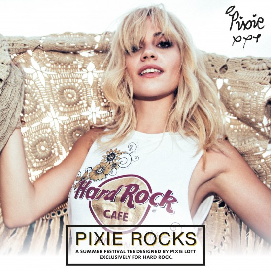 Pixie Lott T-Shirt (2)