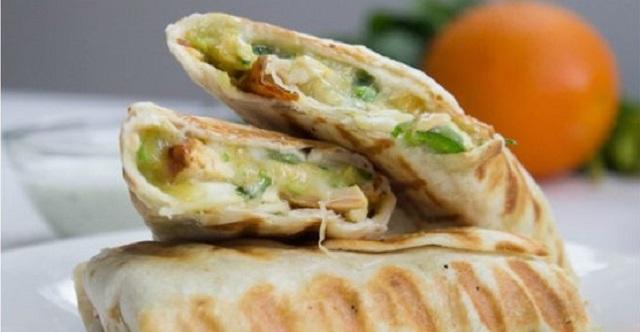 thumbnail_Γρήγορα και εύκολα burritos με κοτόπουλο