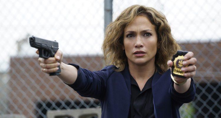 "SHADES OF BLUE -- ""Pilot"" Episode 101 -- Pictured: Jennifer Lopez as Detective Harlee Santos -- (Photo by: Peter Kramer/NBC)"