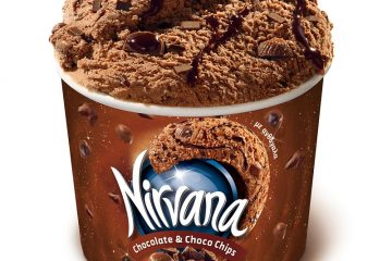 NIRVANA 150ml Chocolate & Choco Chips